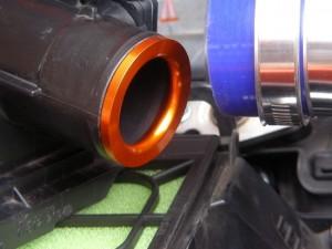 アクア レスポンスリング エアクリーナーボックス
