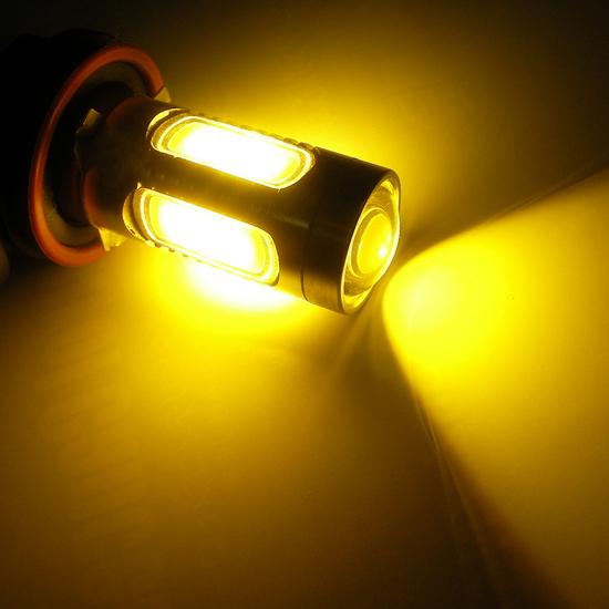 リアルイエロー LED