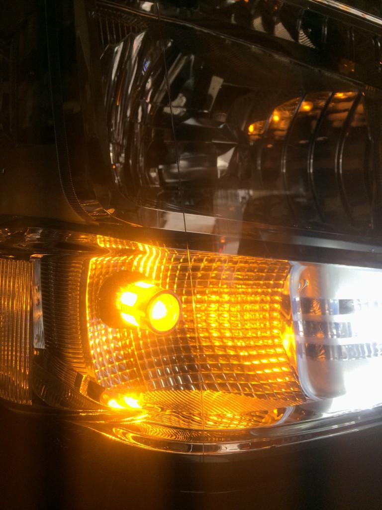 エブリィ LEDウインカー