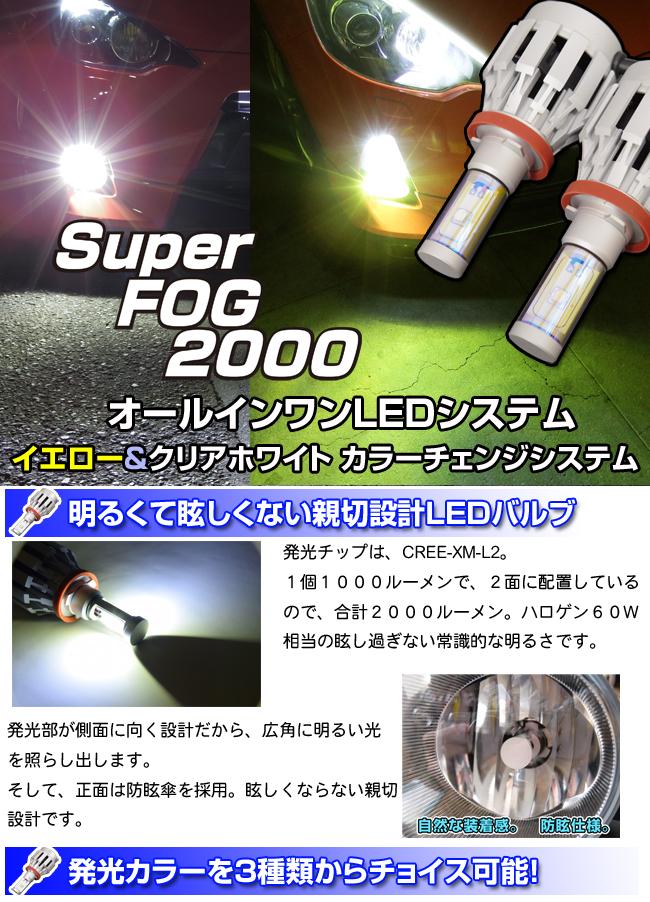スーパーフォグ2000