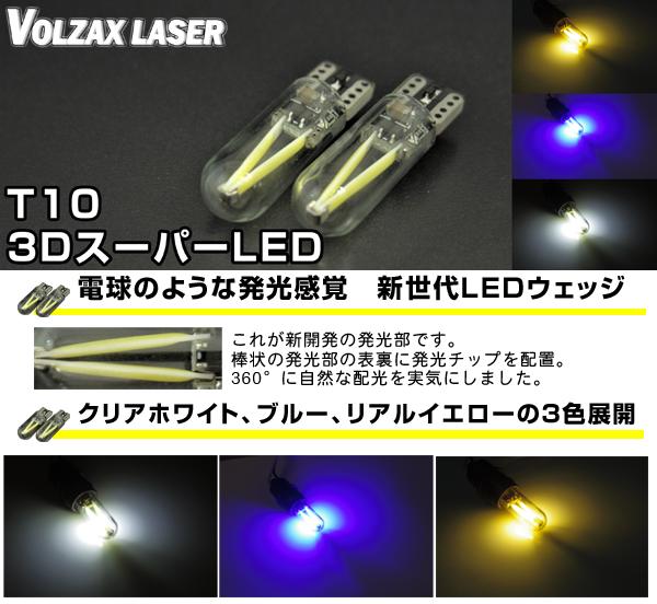 LEDバルブ 3DスーパーLED