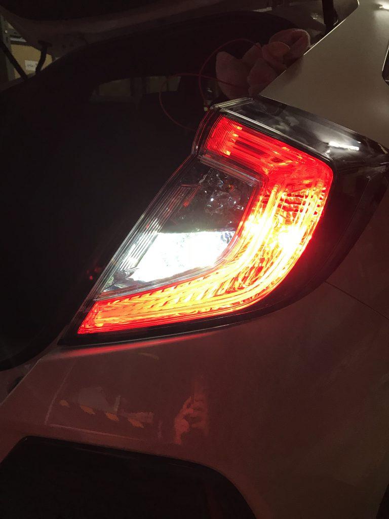 シビック FK リバース LED