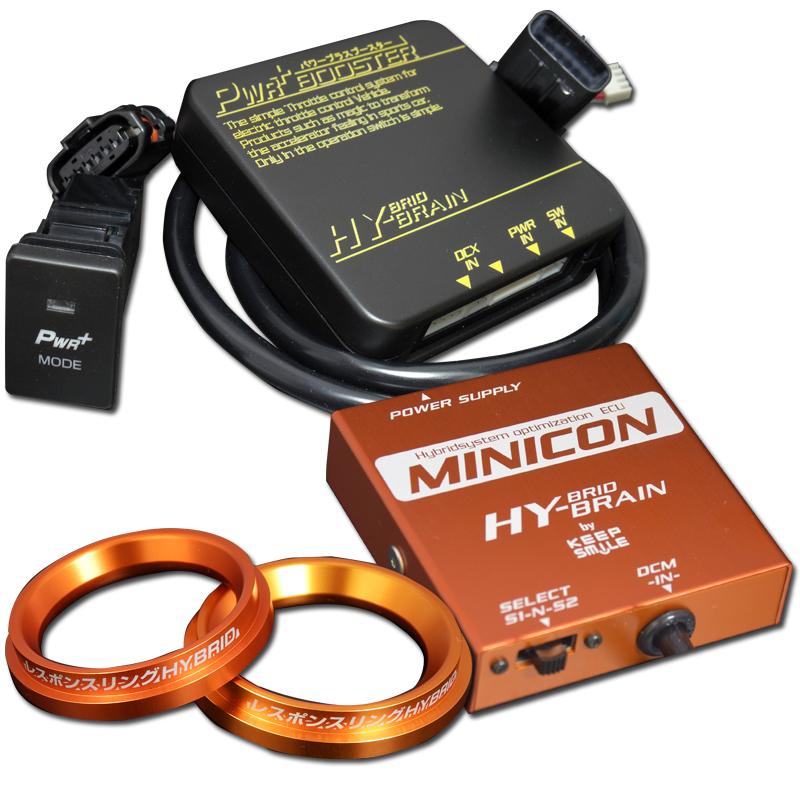 フィット3 GP5 MINICON
