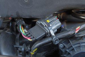 デイズ 圧力センサー MINICON取付